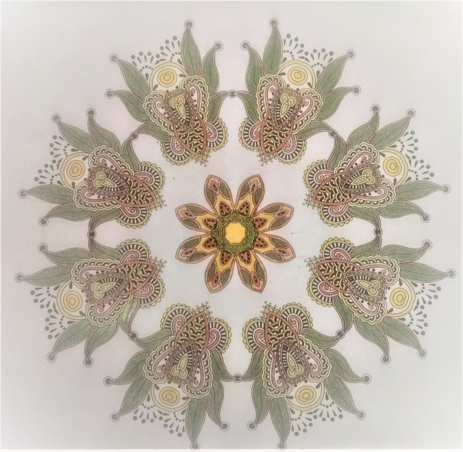 Circle-of-Life mandala