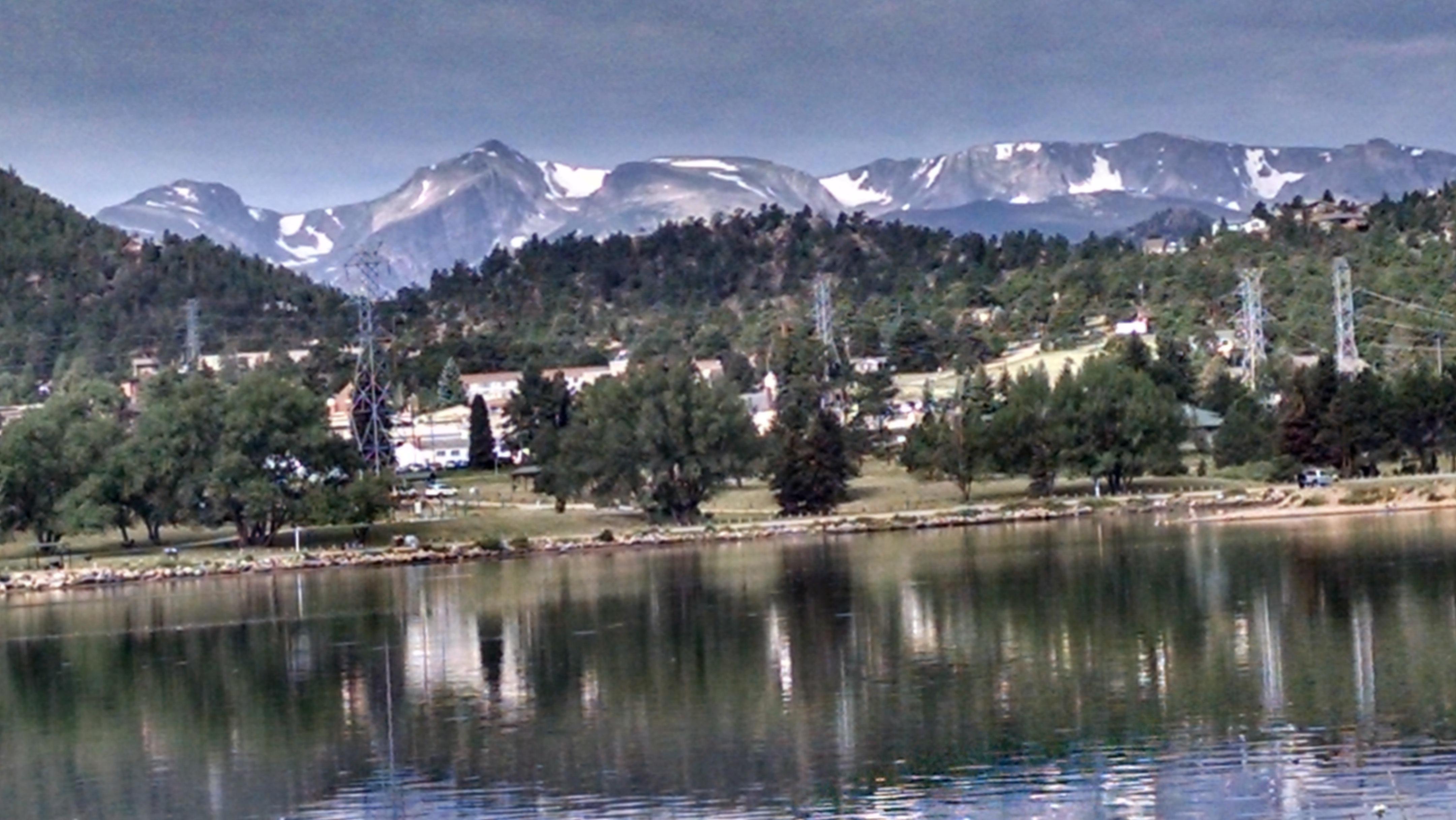 Lake Estes mounts